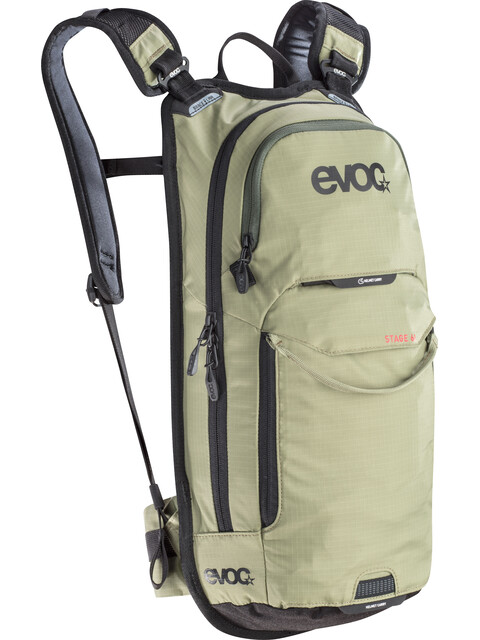 EVOC Stage Technical Performance Pack 6l light olive